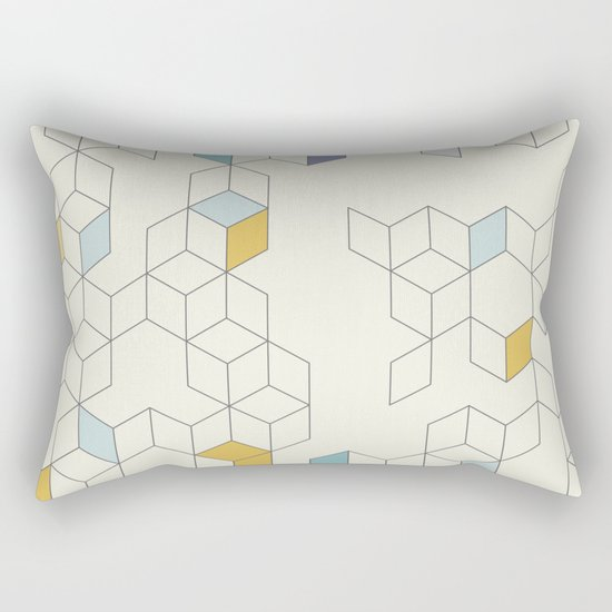 Keziah (Day) Rectangular Pillow