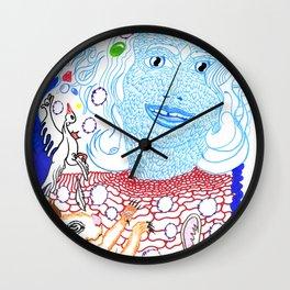 Frau Holle Wall Clock