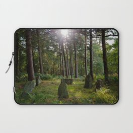 Doll Tor stone circle Laptop Sleeve