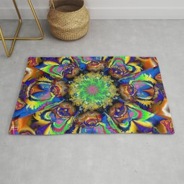 Over Commotion Rug