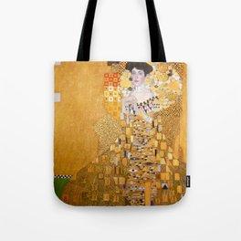 Gustav Klimt - The Woman in Gold Tote Bag