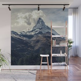 Crushing Clouds Wall Mural