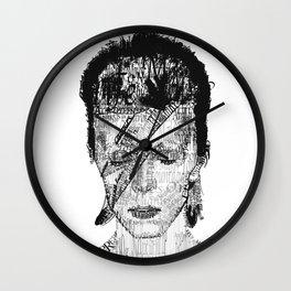 A Lad Insane Wall Clock