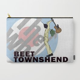 Beet Townshend Carry-All Pouch