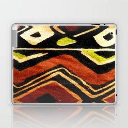 Africa Design Fabric Texture Laptop & iPad Skin