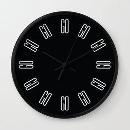 Go Go - Modern Wall Clock