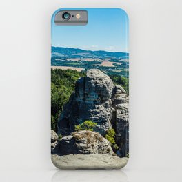 Landcape iPhone Case