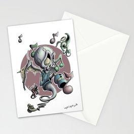 Pray for Dreamskull Stationery Cards