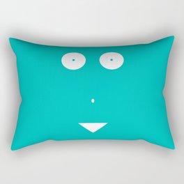 Woman Rectangular Pillow