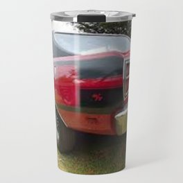 1971 Brazilian Made Only Charger RT Muscle Car Travel Mug