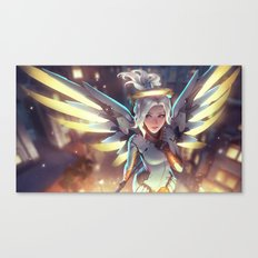 Mercy Canvas Print