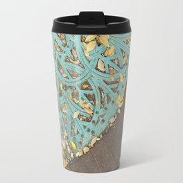 Iron Lace Travel Mug