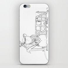 Martin iPhone & iPod Skin