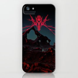 Ascender 1 iPhone Case
