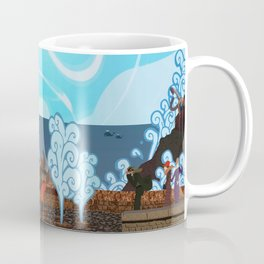 The Comb of the Wind Coffee Mug