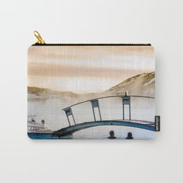 Romance under the bridge Carry-All Pouch