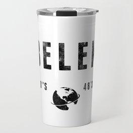 Belem Travel Mug