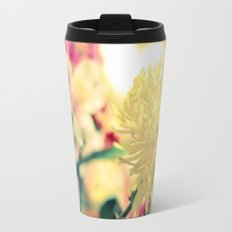 Flowery light Travel Mug