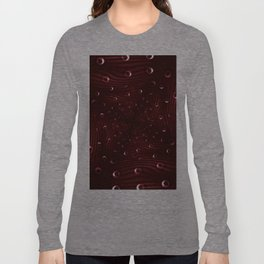 Buttons All Over Long Sleeve T-shirt