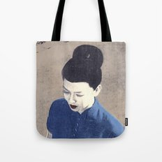 The wind cannot read Tote Bag