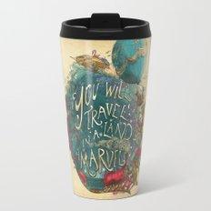 Jules Verne Travel Mug