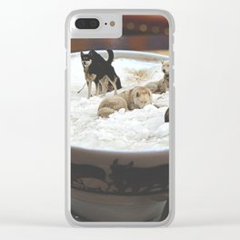 Teach Doctors Clear iPhone Case