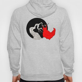 red dress project Hoody