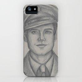 Sgt. James Barnes iPhone Case