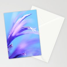 flower dance III Stationery Cards