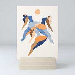 Sun Chasers Mini Art Print