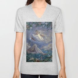 A Midsummer Night's Dream - John Simmons Unisex V-Neck