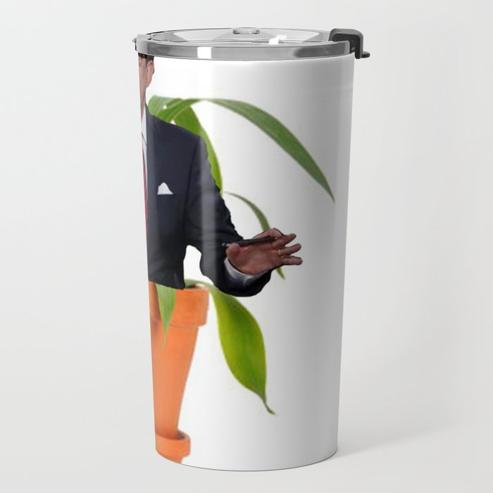 Not A Potted Plant Travel Mug