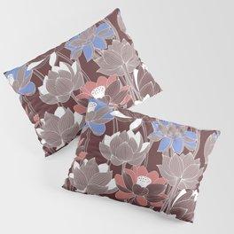The Lotuses Pillow Sham