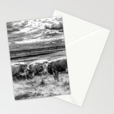 Late Afternoon Cows Stationery Cards