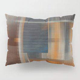 Uninhabited Mosaic (Zig Zag) Pillow Sham