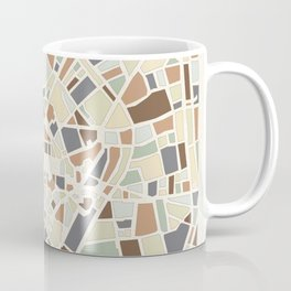 Milano Map Coffee Mug