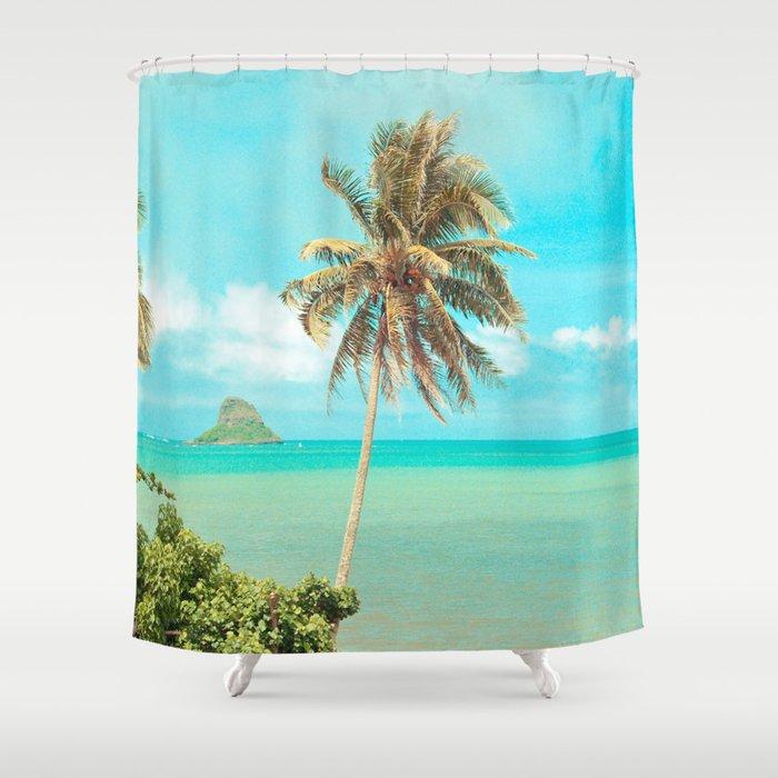 Mokolii Island Shower Curtain By Sparrowhousephotography