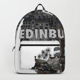 Heart of Edinburgh Backpack