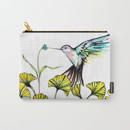 Be Still Wings, So I Can Always Remember You This Way Carry-All Pouch