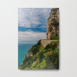 Amalfi Coast Drive XXV Metal Print