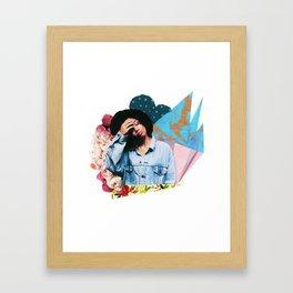 BLOOM 33 Framed Art Print