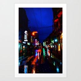 Shanghai 二 Art Print