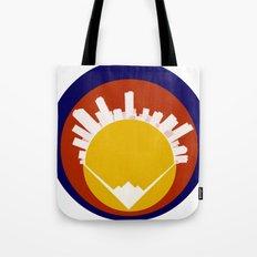 Eolus / Denver / Colorado Tote Bag