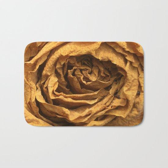 Old Rose Bath Mat
