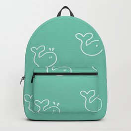 Dreaming Whales Backpack