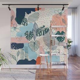 Issa Tropical Wall Mural