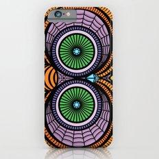 Ornate Owl iPhone 6s Slim Case