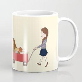 Hay Ride Home Coffee Mug
