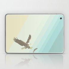 Eagle & Fish Laptop & iPad Skin