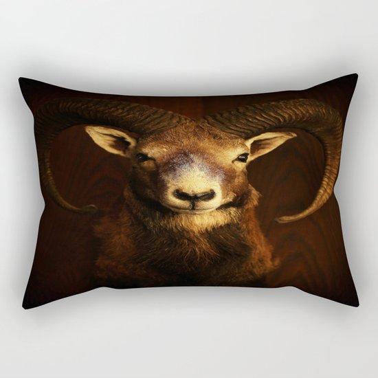 Mouflon Rectangular Pillow